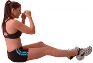 как накачать мышцы на ягодицах и животе