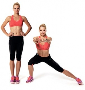 самые эффективные упражнения для похудения ляшек