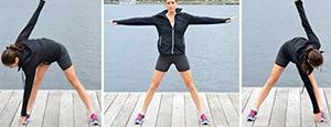 Упражнения для рук без гантелей для женщин