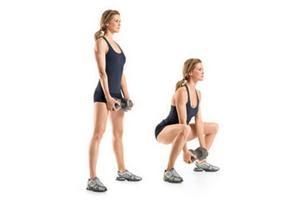 как похудеть на ноги и бедра фото