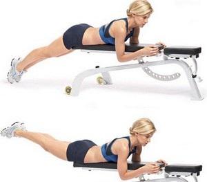 как похудеть в ногах от колена до попы