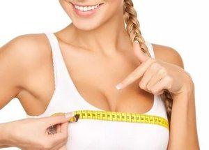 Красивая грудь при похудении