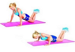 как можно похудеть без диет быстро с помощью упражнений