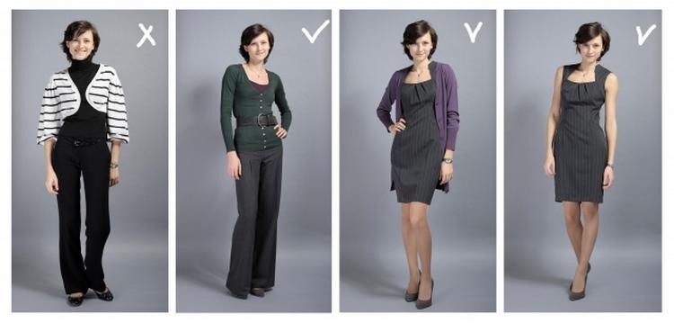 Какие платья носить при широких плечах