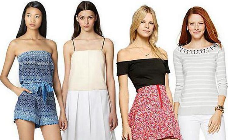 Какие платья выбрать при широких плечах