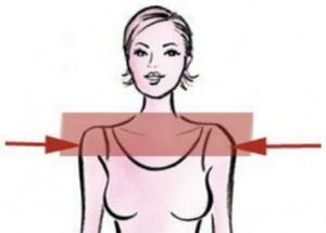 Как девушке сделать свои плечи уже 252