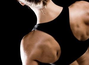 Гантели широкая спина